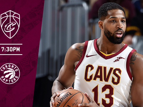 #CavsRaptors Game Preview - October 17, 2018