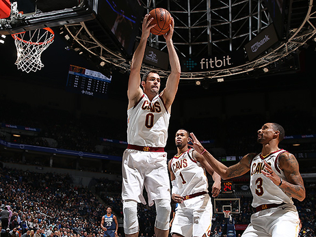 Cavs Can't Close Out Comeback in Minnesota