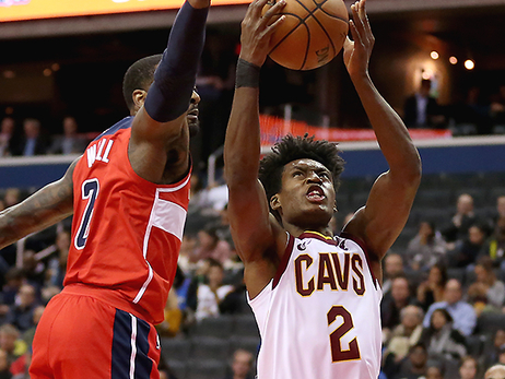 Wizards Go Wire-to-Wire, Sink Cavs in D.C.