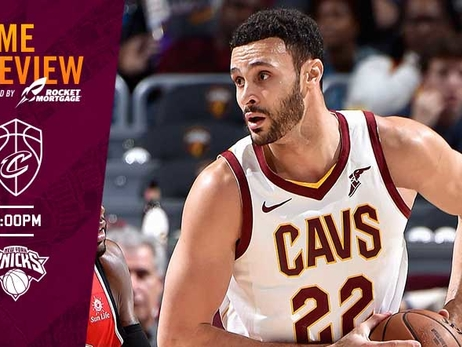 #CavsKnicks Game Preview