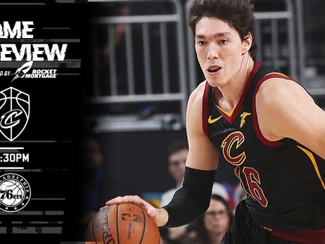 #CavsSixers Game Preview