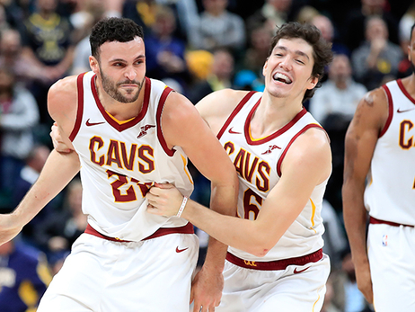 Breaking Down The #CavsPacers 'W'