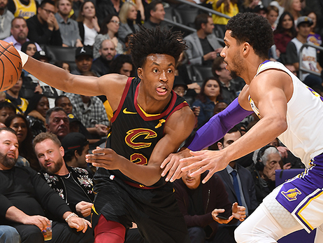 Cavs Stymie Lakers, Snap Skid in Tinseltown