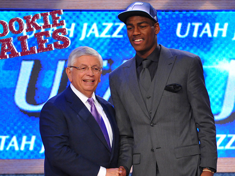 Rookie Tales ... with Alec Burks