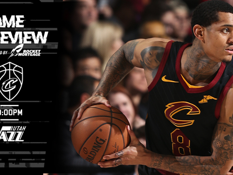 #CavsJazz Game Preview
