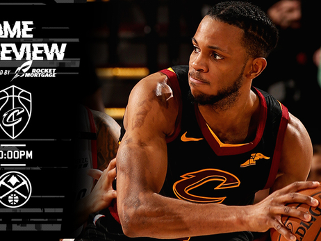 #CavsNuggets Game Preview