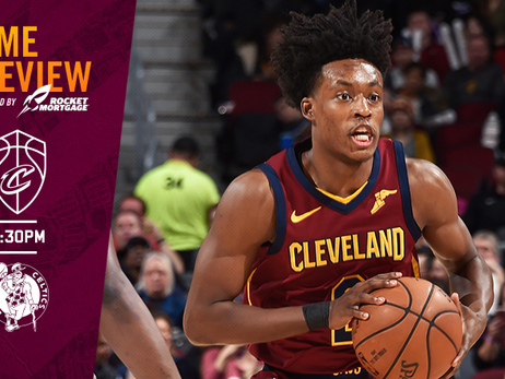 #CavsCeltics Game Preview