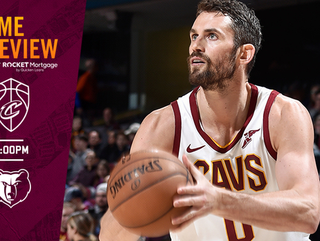 #CavsGrizzlies Game Preview