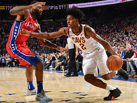 Sixers Pull Past Scrappy Cavs in Philly
