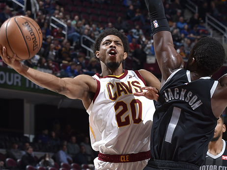 Young Guns Lead Cavs Past Pistons