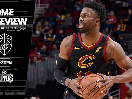 #CavsClippers Game Preview