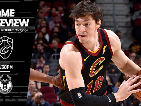 #CavsBucks Game Preview