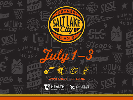 SLC Summer League Game Schedule