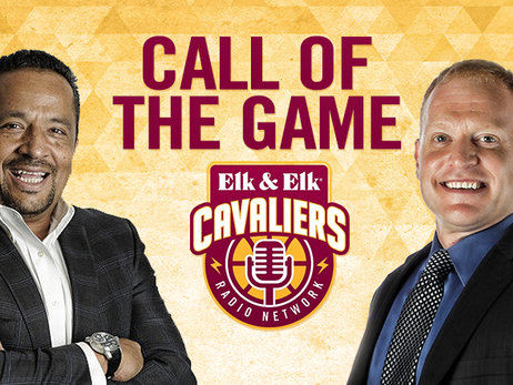 Call of the Game: Cavs vs. Philadelphia 76ers - March 29