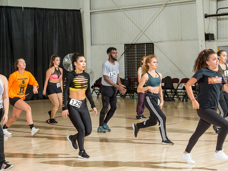 Snapshots from the 2019 PowerHouse Auditions