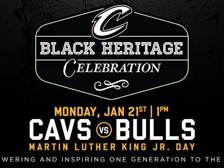 Cavs Black History Celebration Tips Off on January 21st