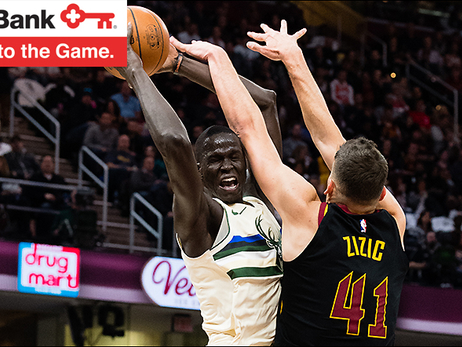 Five Keys: Cavaliers at Bucks