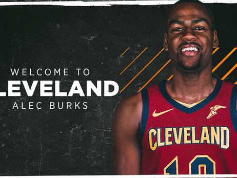 Cavaliers Acquire Alec Burks and Two Future Second Round Picks from Utah