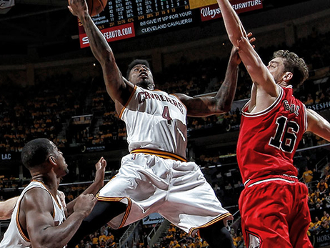 Game Quotes: Cavaliers vs. Chicago Bulls - May 4