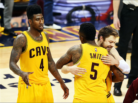 Top Photos from the 2015 Eastern Conference Finals