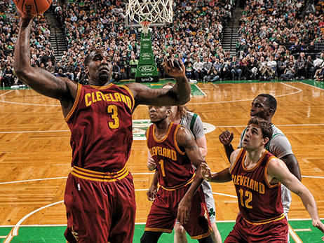 Game Quotes: Cavaliers at Boston Celtics - April 12