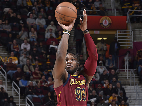 Cavs Stay Hot, Shoot Down Hawks at The Q