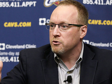 Cavaliers Name David Griffin General Manager