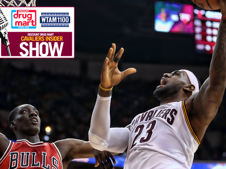 Discount Drug Mart Cavaliers Insider Show - October 21, 2014