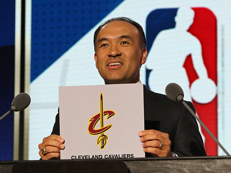 Cavs Earn Eighth Overall Pick in 2018 NBA Draft