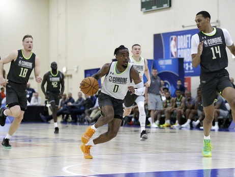 Day 2: NBA Draft Combine Through the Lens