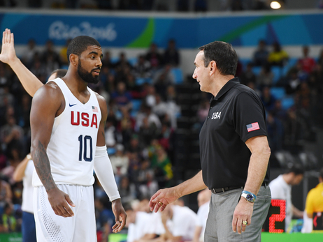 USA Basketball Improves to 4-0 with Win over Serbia