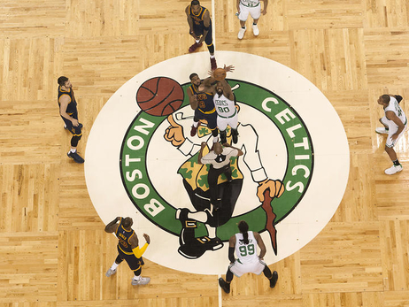 Cleveland Cavaliers v Boston Celtics - Game One