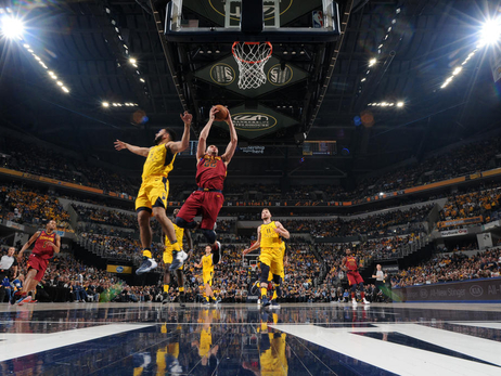 Cleveland Cavaliers v Indiana Pacers - Game Four