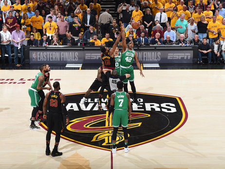 Boston Celtics v Cleveland Cavaliers - Game Four