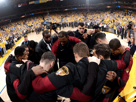 #CavsWarriors 2018 NBA Finals Through the Lens