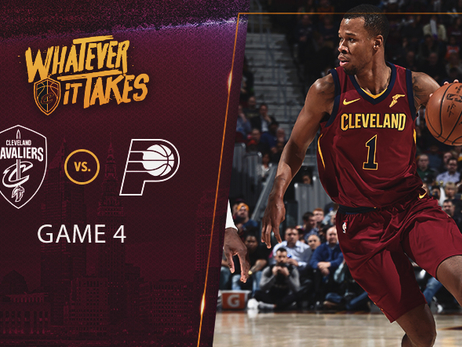 #CavsPacers Game Preview - April 22, 2018