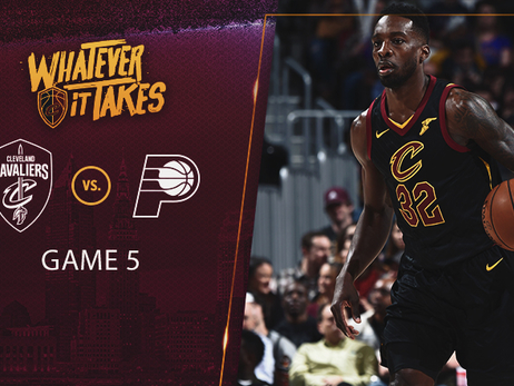 #CavsPacers Game Preview - April 25, 2018