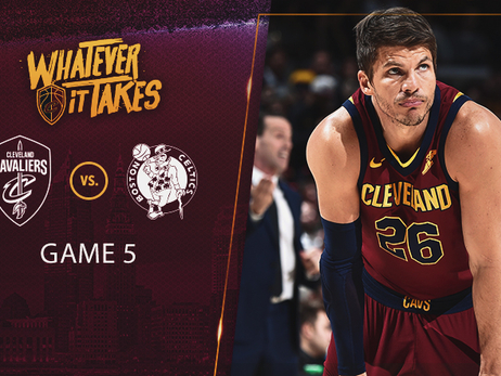 #CavsCeltics Game Preview - May 23, 2018