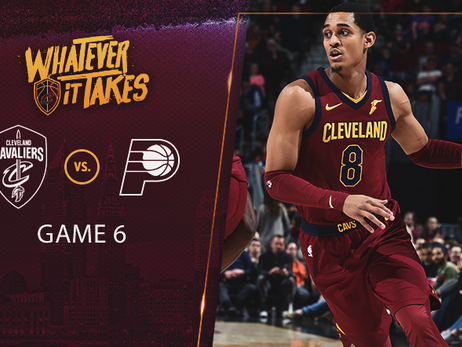 #CavsPacers Game Preview - April 27, 2018