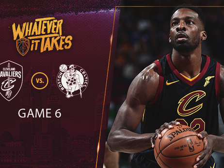 #CavsCeltics Game Preview - May 25, 2018