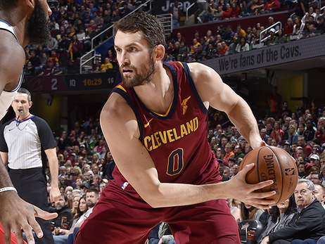 Late Push Propels Cavs Past Pistons