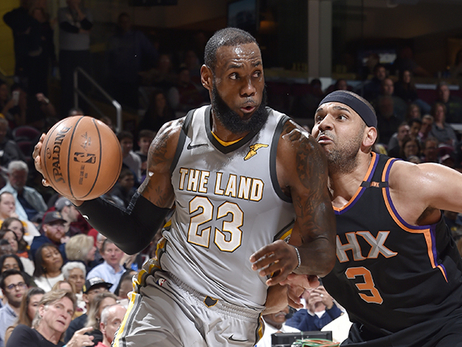 Cavs Stomp Suns, Wrap Up Perfect Homestand