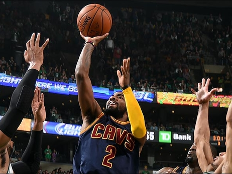 Cavs Complete Sweep in Beantown
