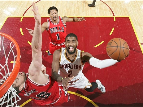 Bulls Early Push Sinks Shorthanded Cavs