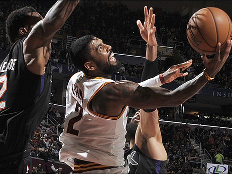 All-Stars Shine Bright as Cavs Sink Suns