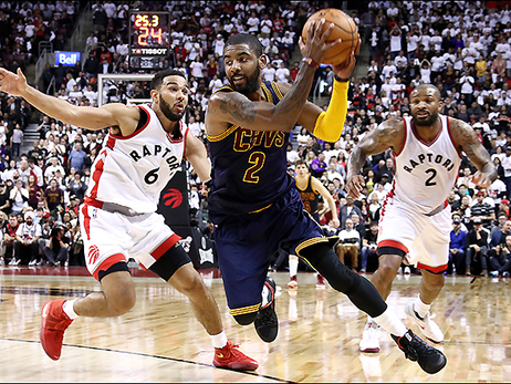 Red-Hot Cavs Complete Sweep, Return to East Finals