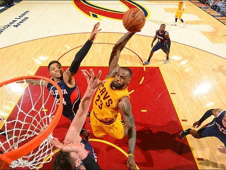 Cavs Take OT Thriller, Move Within One Win of Finals