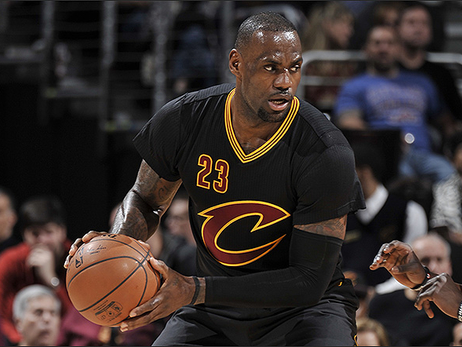 Cavs Clobber Bulls to Open Season's Second Half
