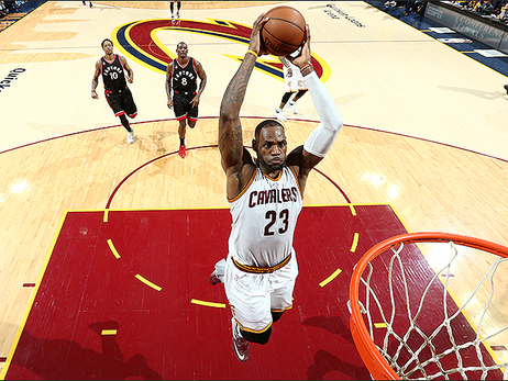 Cavs Crush Raptors, One Win Away from East Crown