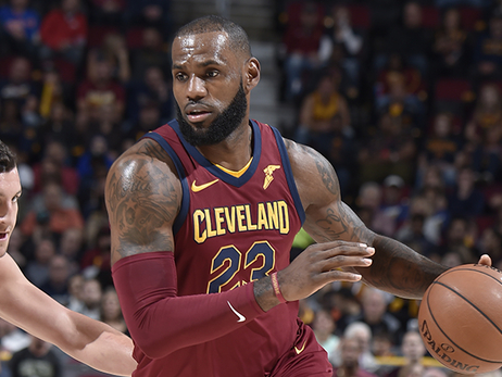 Cavs Overcome Slow Start, Hold Off Bulls